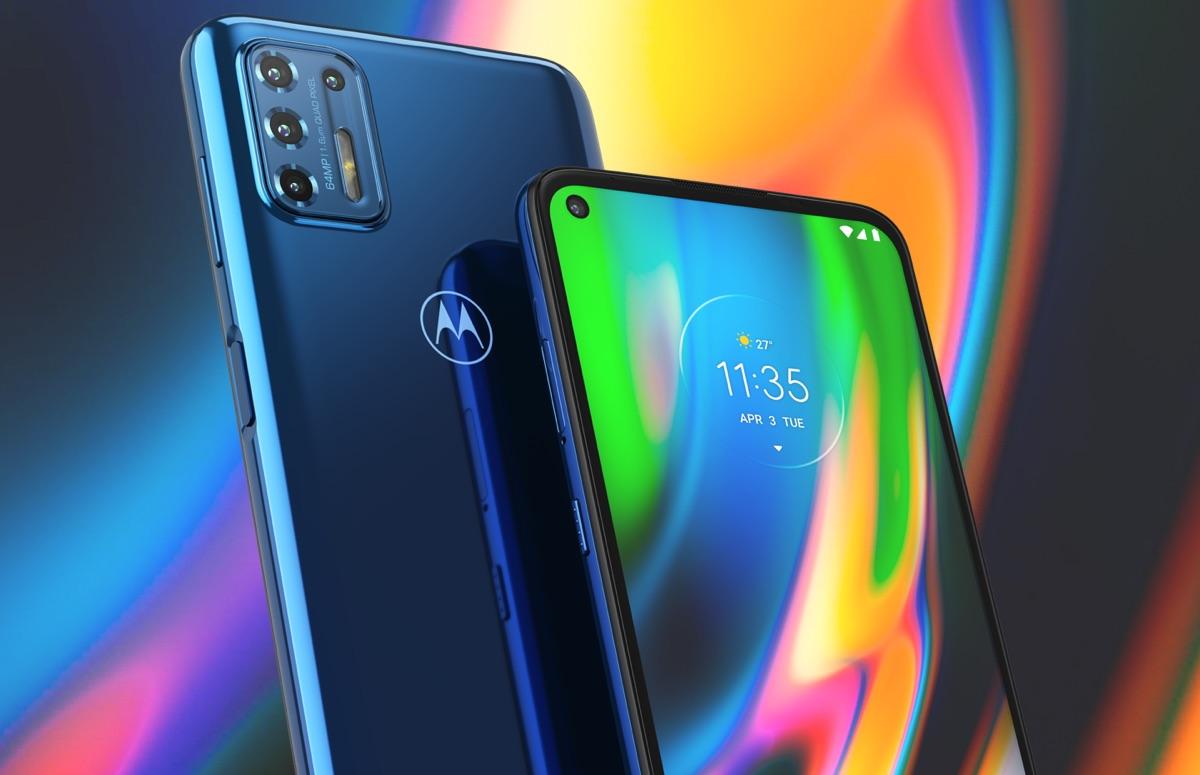 Motorola Moto G9 Plus met enorm scherm nu te koop voor 269 euro