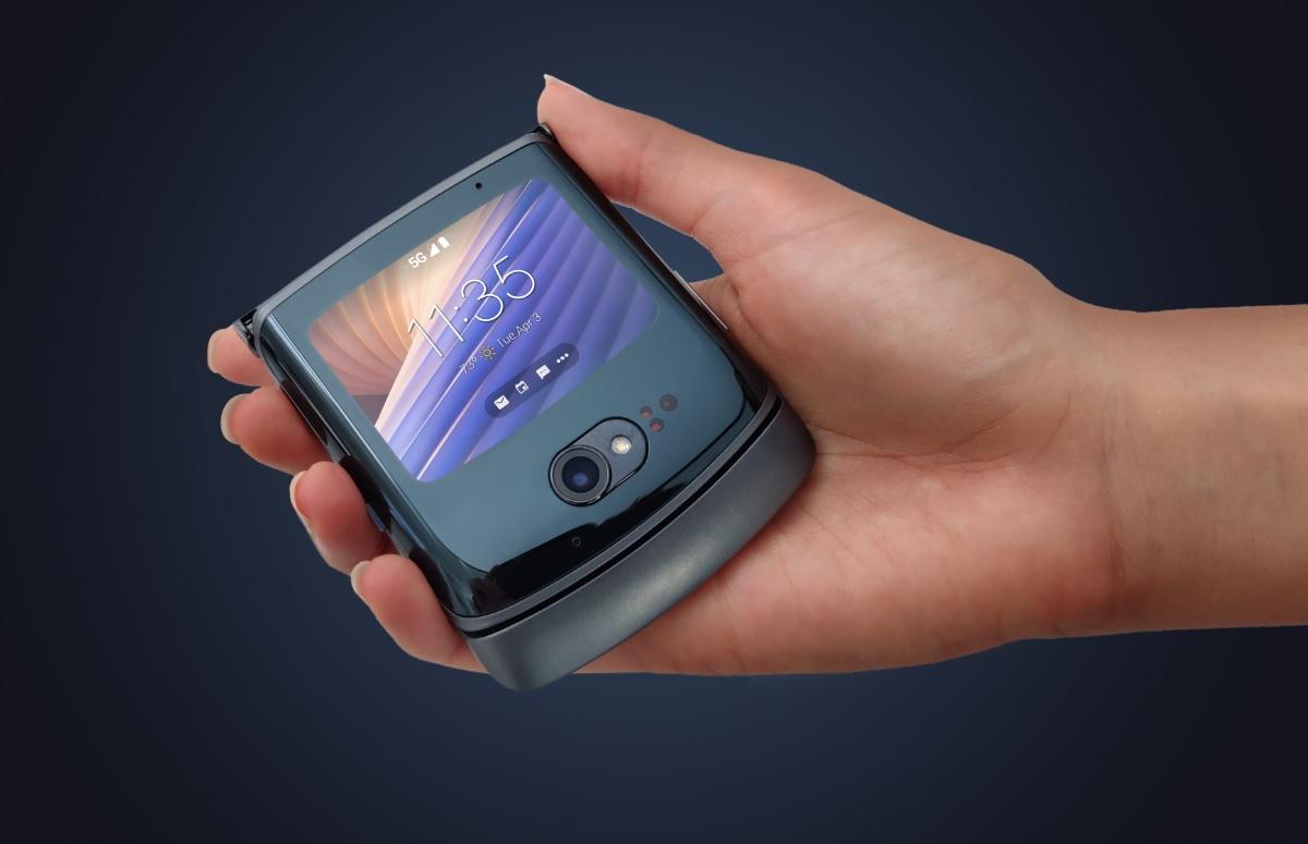 Motorola onthult verbeterde Razr 5G met lagere prijs