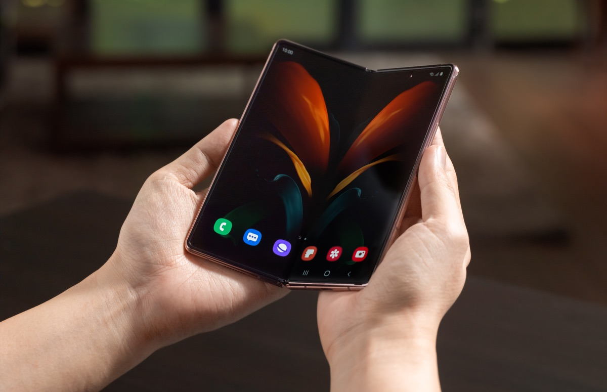 Downloaden: Samsung Galaxy Z Fold 2 krijgt Android 11-update