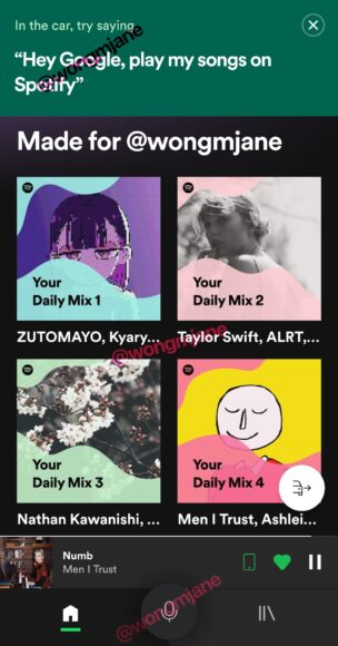 Spotify - automodus