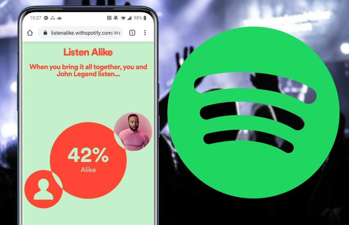 Dezelfde muzieksmaak als Alicia Keys of John Legend? Zo kom je erachter met Spotify Listen Alike