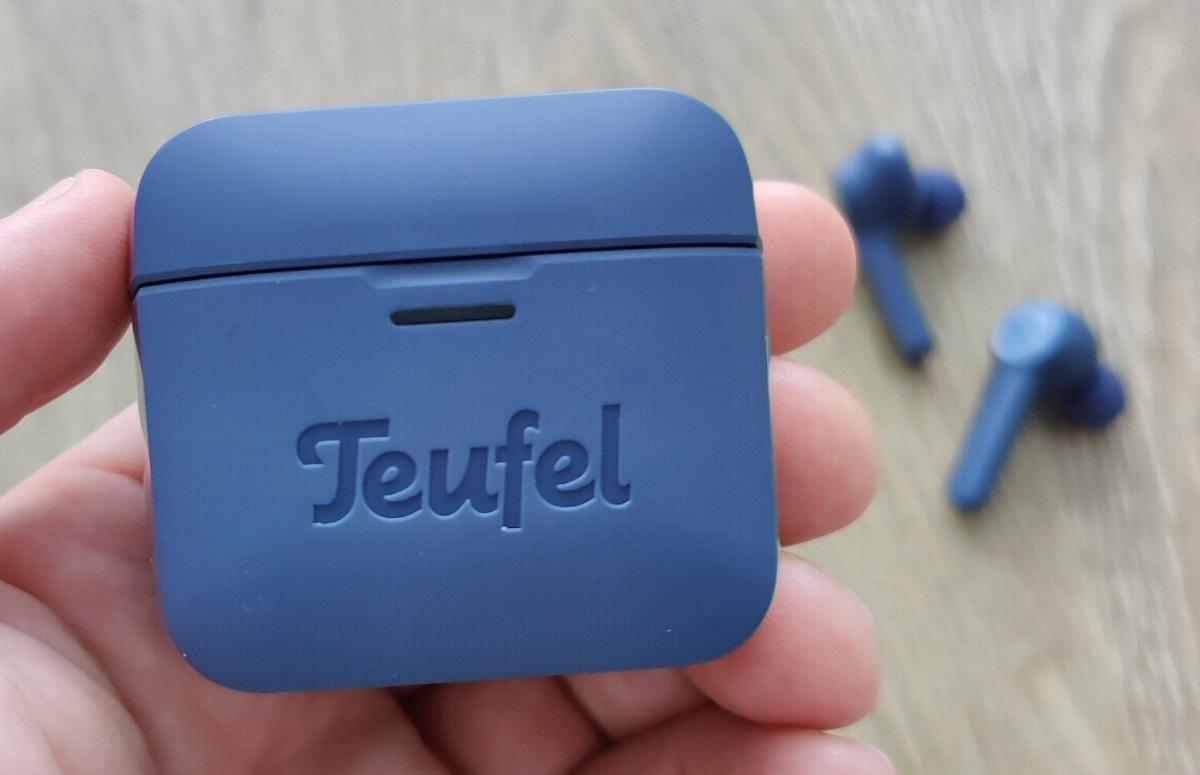 Impressie draadloze oordopjes: Teufel Airy True Wireless