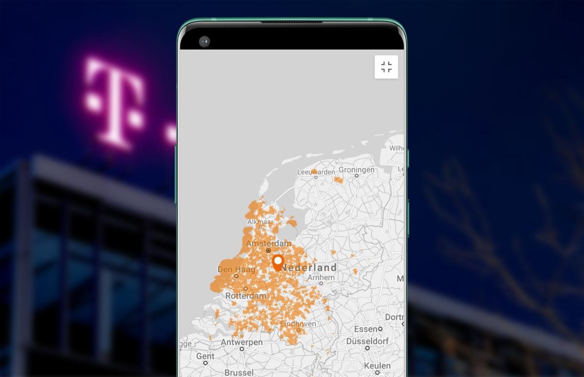 5G in Nederland: Zo staat het ervoor bij Vodafone, T-Mobile en KPN