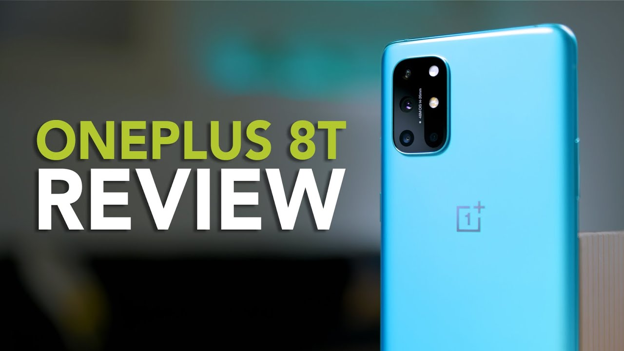 OnePlus 8T review: snelle opvolger