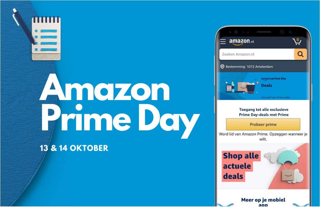 Amazon Prime Day 2020: de beste aanbiedingen op een rij