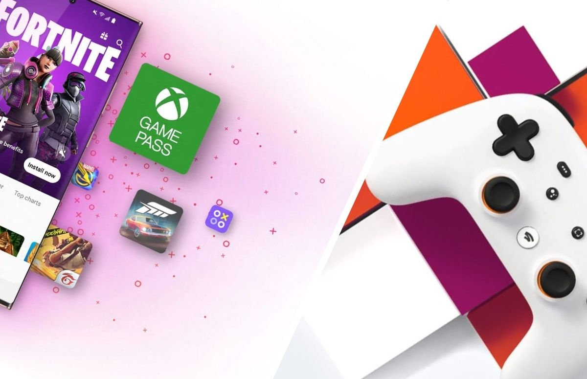 Android en gaming: vernieuwde Samsung Galaxy Store en rumble-effect voor Google Stadia-controllers