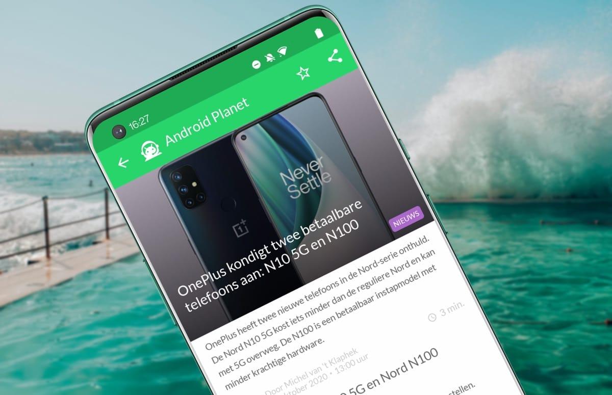 Android-nieuws #44: nieuwe OnePlus-telefoons, Galaxy S21 en Chromecast
