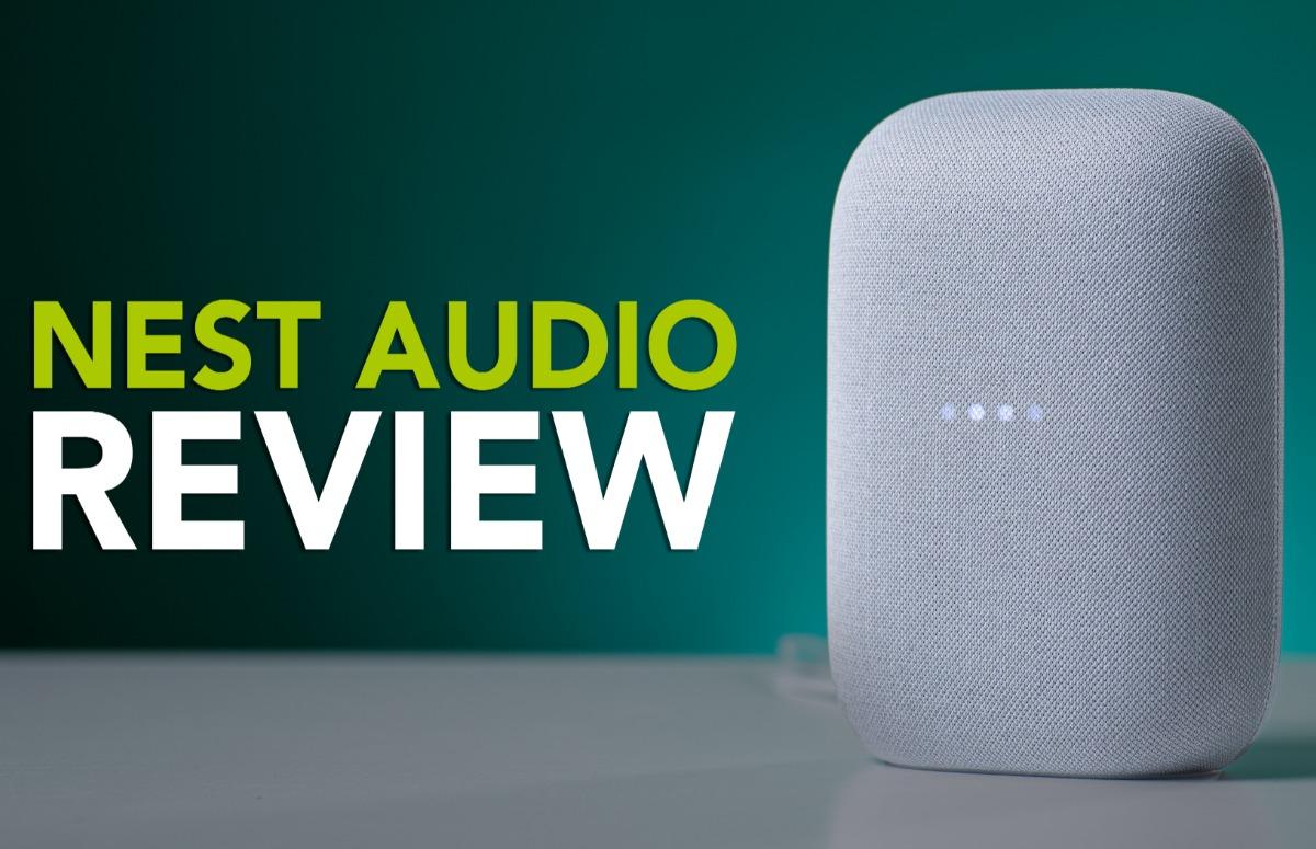 Google Nest Audio review: slimme speaker klinkt beter en luider