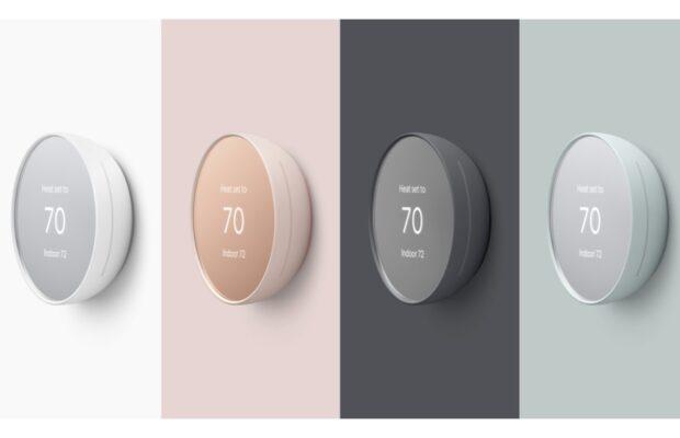 Google Nest Thermostaat officieel
