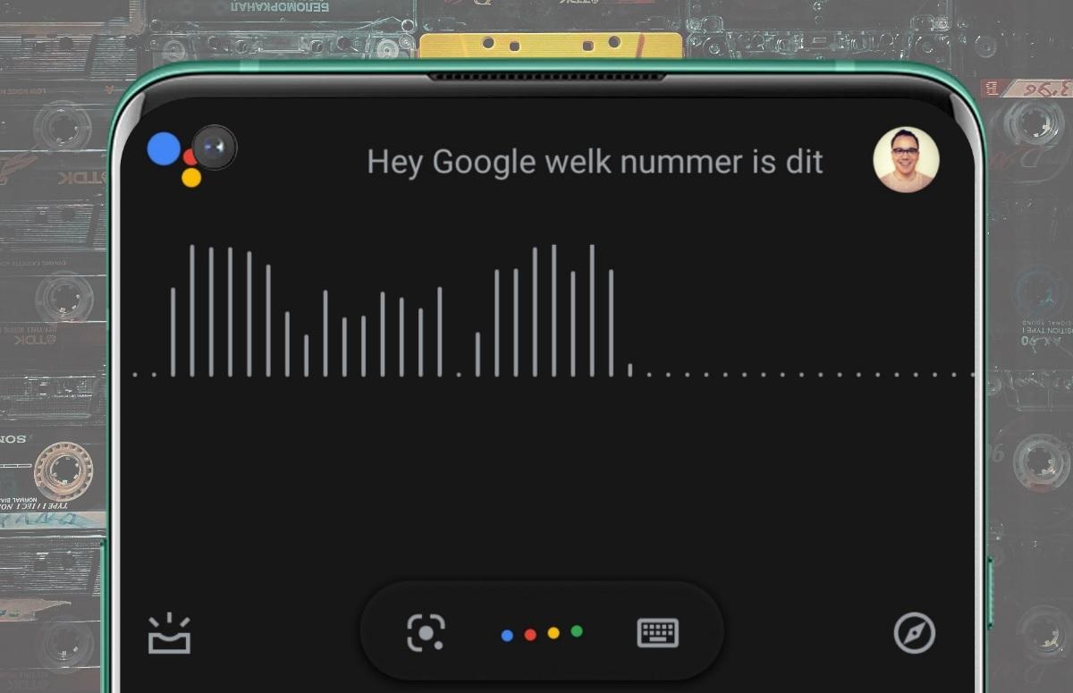 Google herkent nu liedjes door te neuriën of fluiten