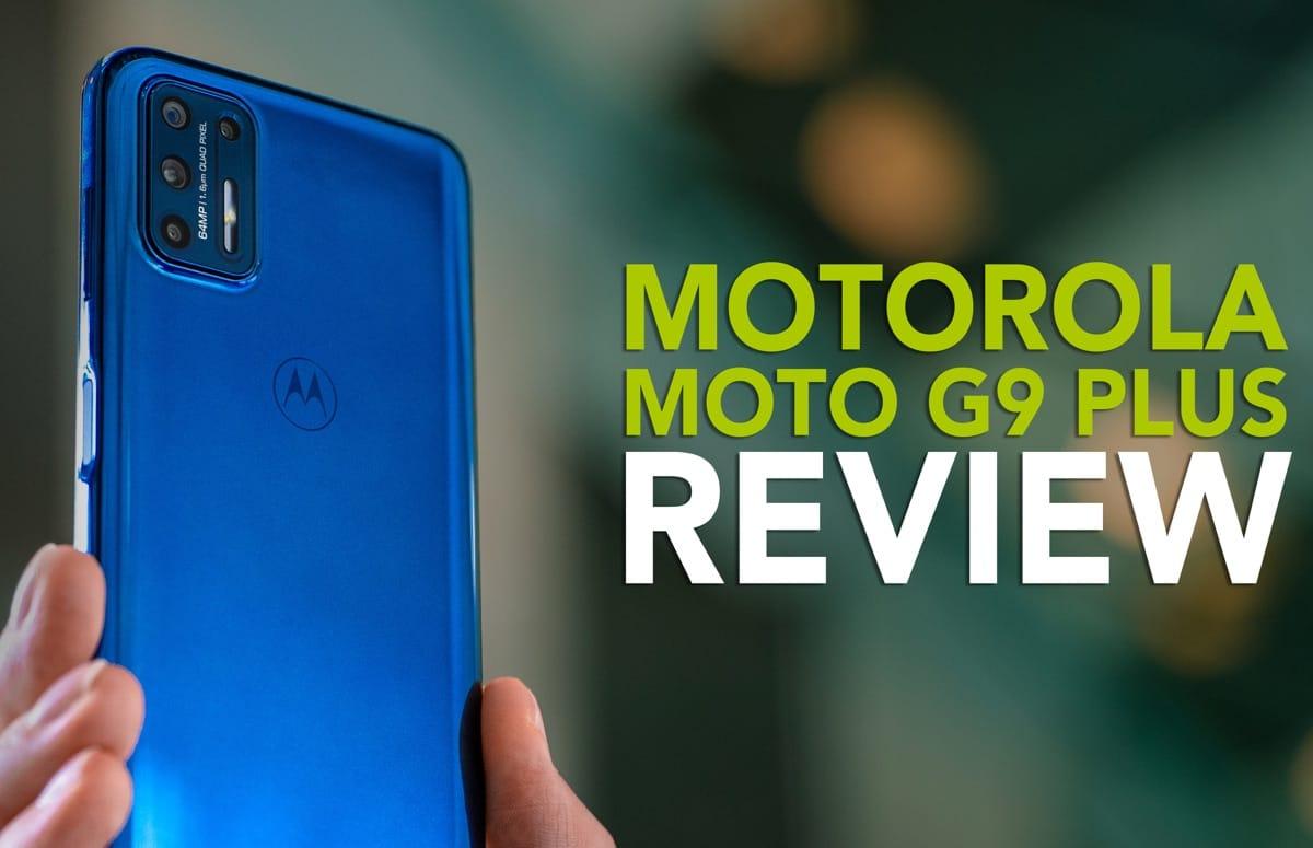Videoreview: betaalbare Motorola Moto G9 Plus doet bijna alles goed