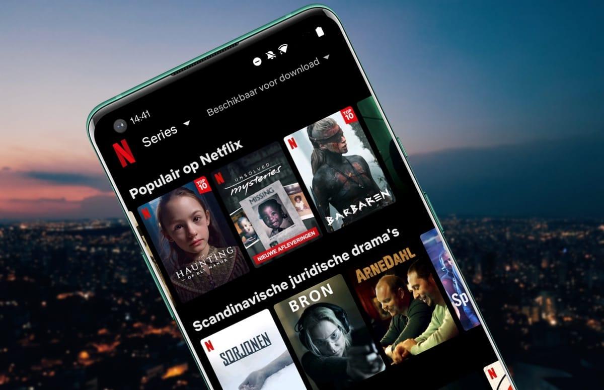 Netflix Wrapped: zo zie je hoeveel Netflix je hebt gekeken