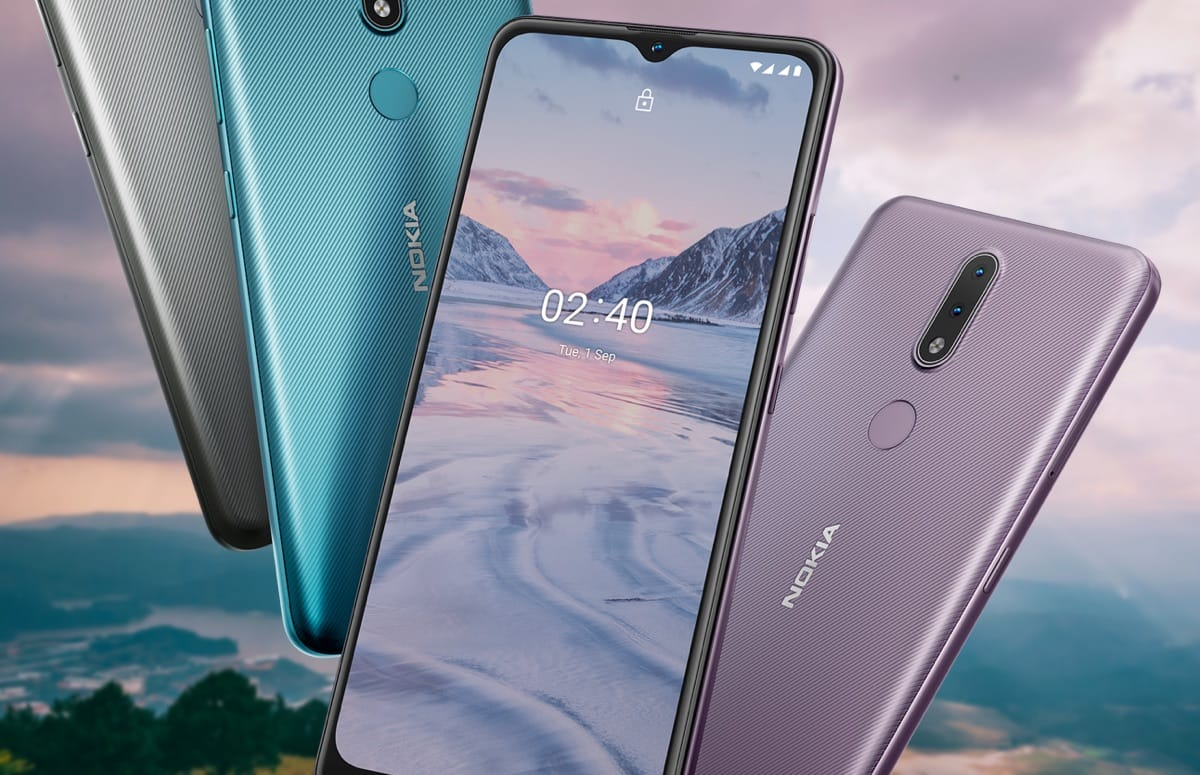 Nokia 2.4 met Android One nu in Nederland te koop voor 129 euro