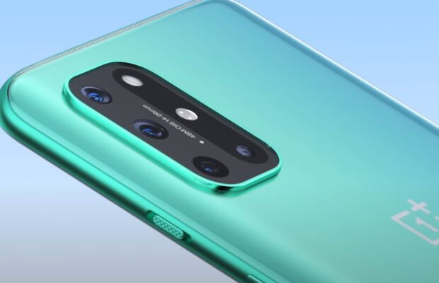 oneplus 8t design bekend