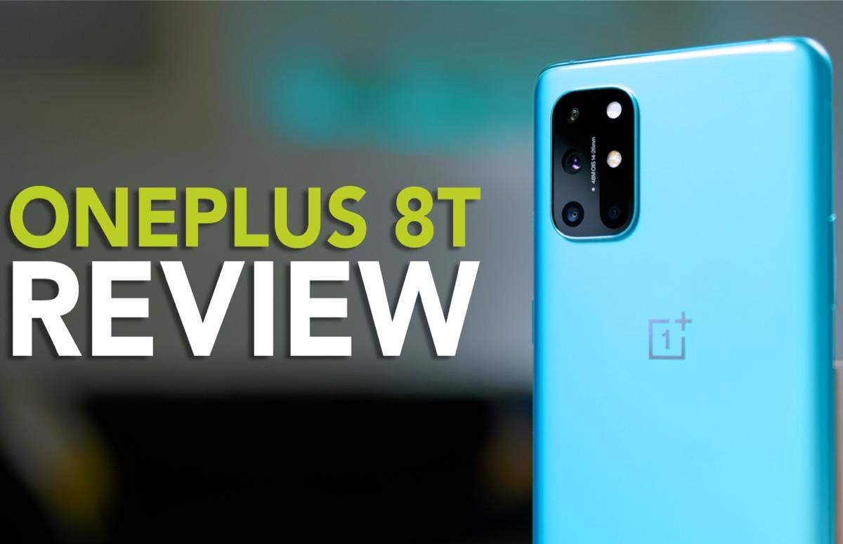 Videoreview: OnePlus 8T doet vrijwel alles beter voor een lagere prijs