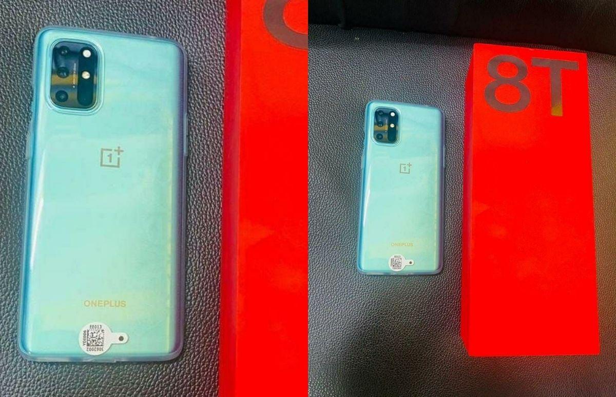 'Gelekte foto toont hoe OnePlus 8T er in het echt uitziet'