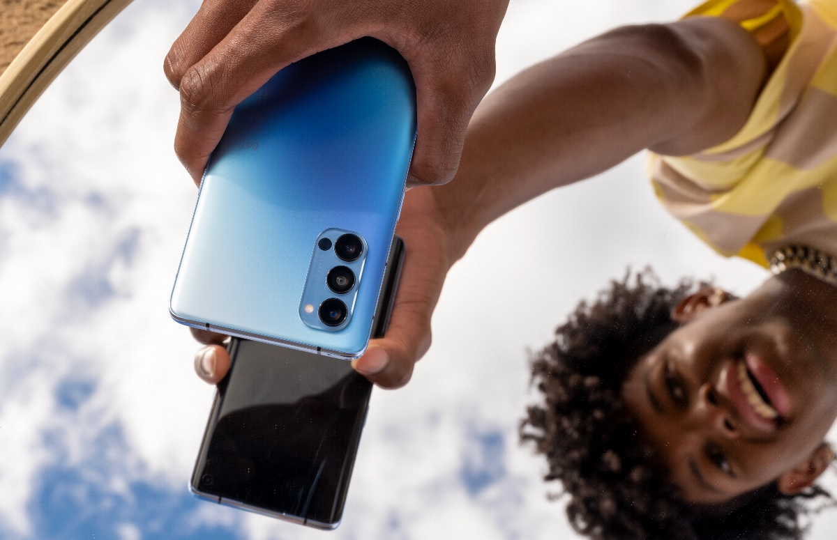 Oppo Reno 4-smartphones nu te koop in Nederland vanaf 399 euro