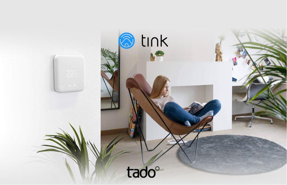 Bespaar energie met de slimme thermostaat van tado°, nu met korting! (ADV)
