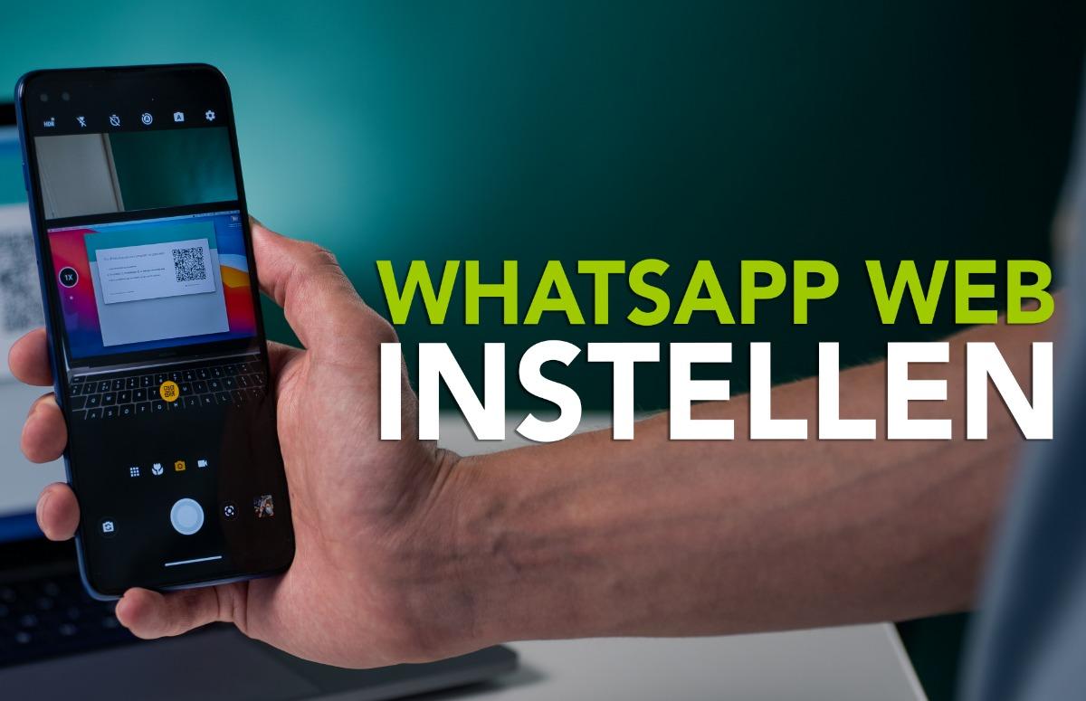 Video van de week: WhatsApp Web instellen en gebruiken