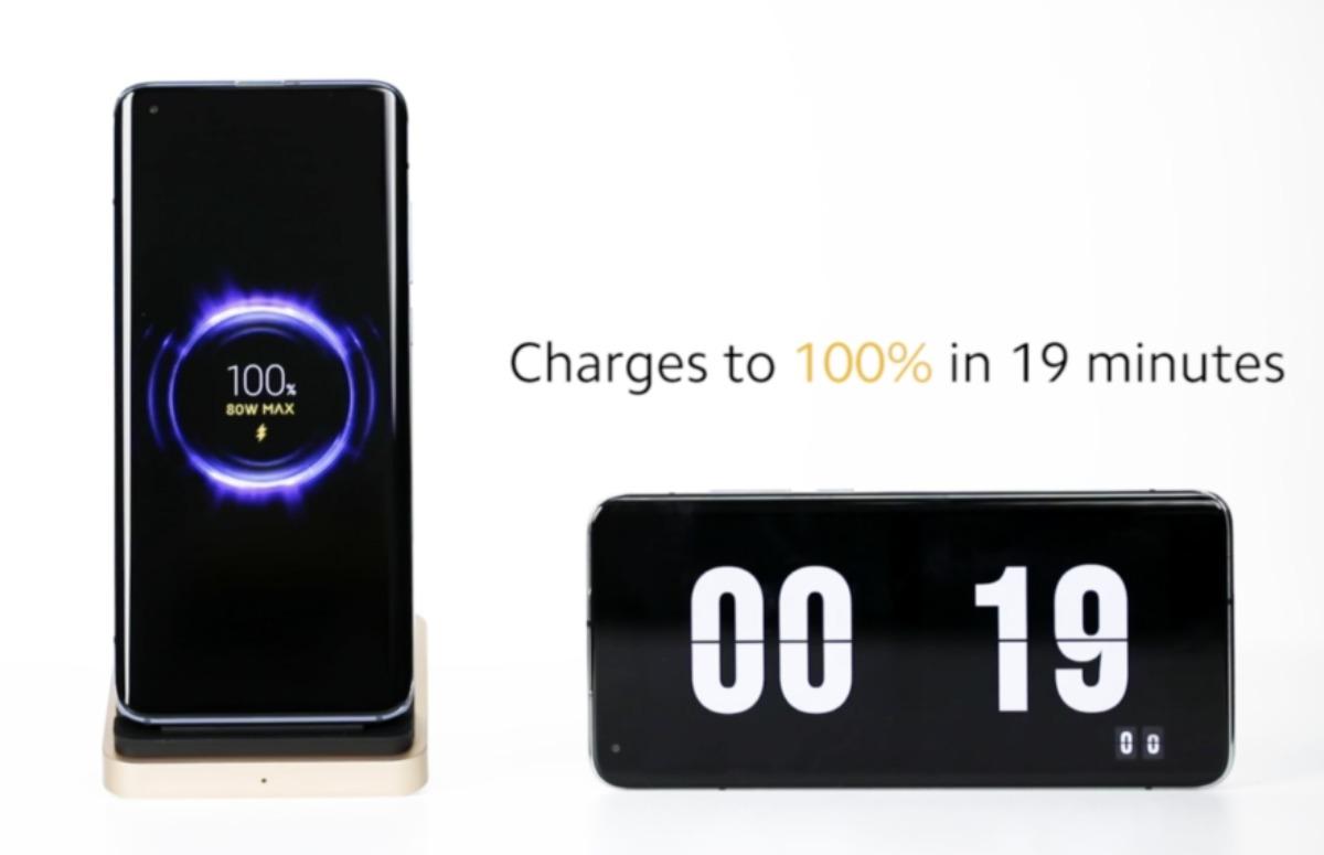 Met deze 80 Watt-oplader van Xiaomi zit je smartphone-accu binnen 19 minuten vol