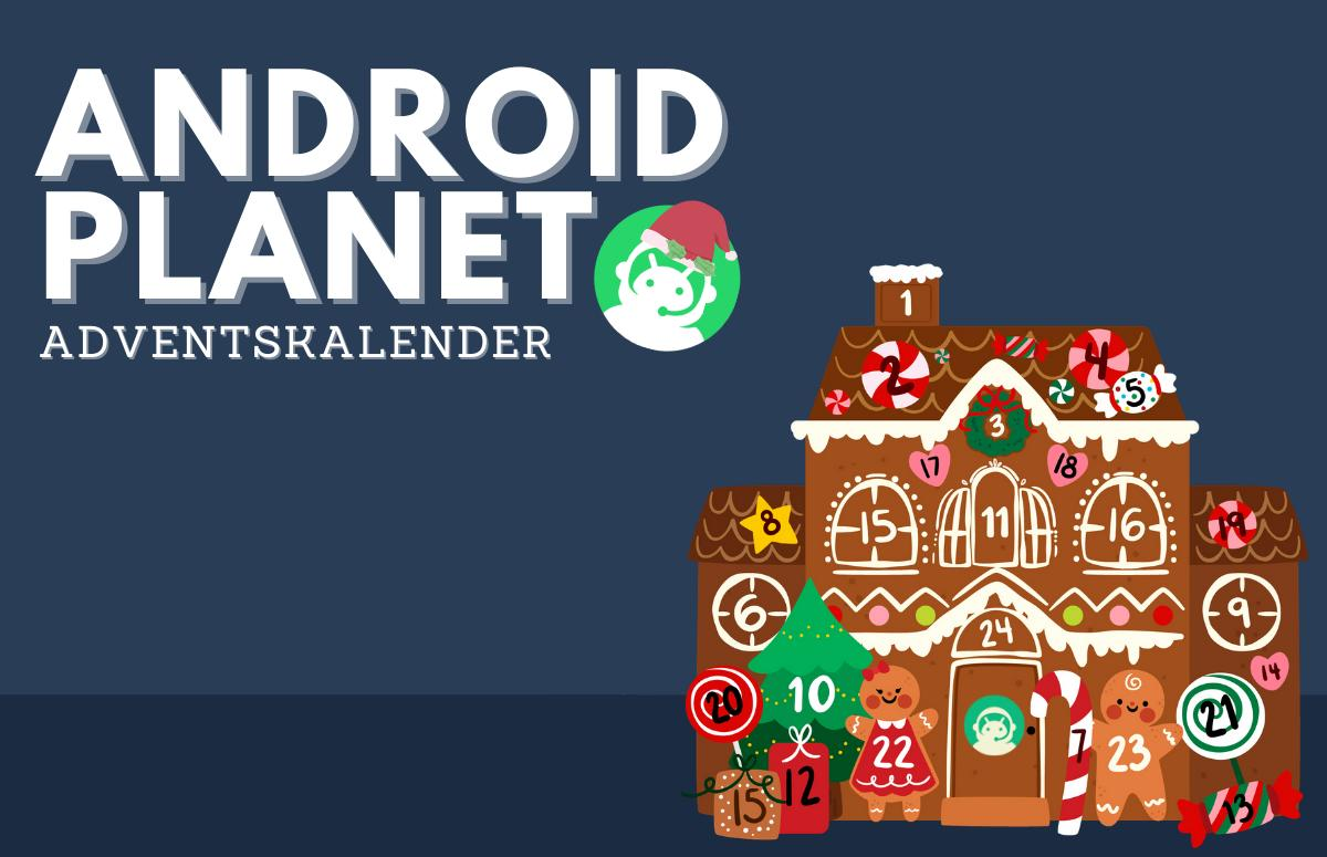 Android Planet adventskalender 2020