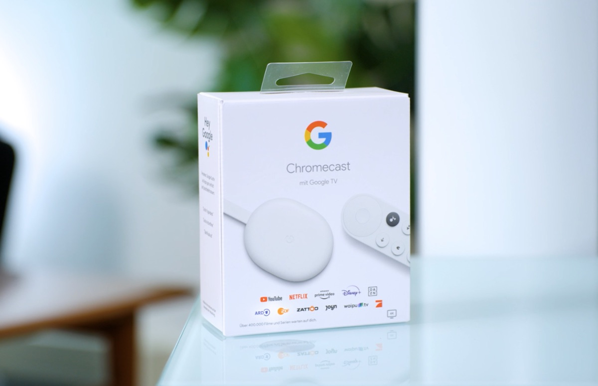 En de winnaar van de Chromecast met Google TV is…