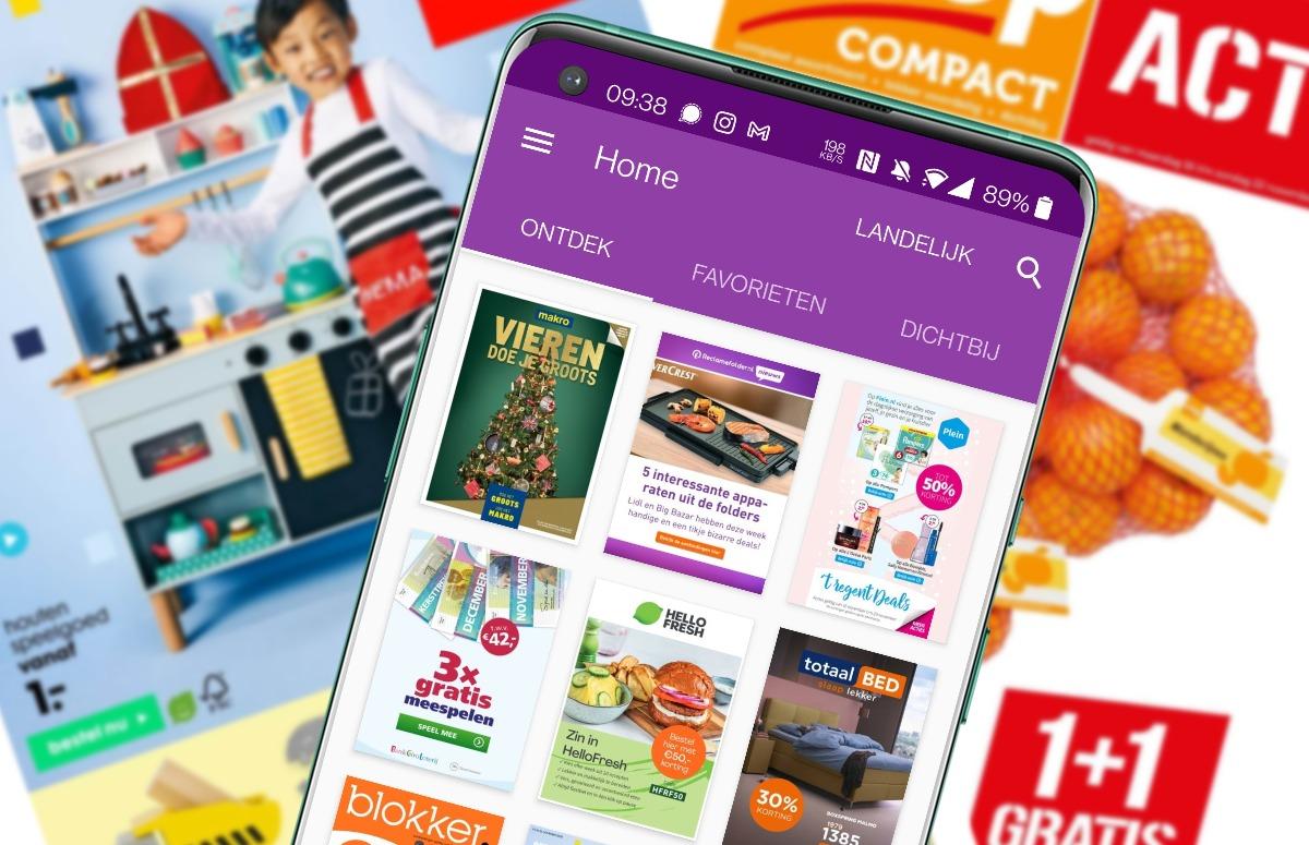Overzicht: 3 reclamefolder-apps om koopjes te scoren