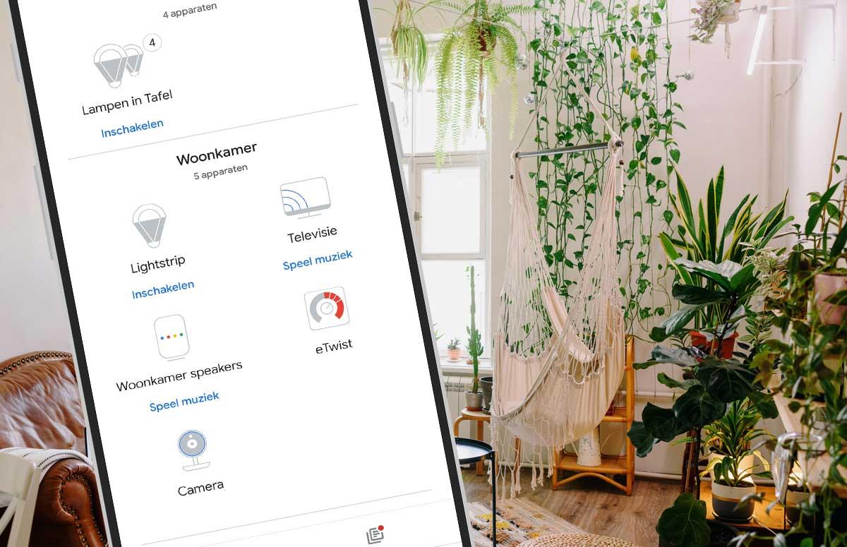 Gids: dit kun je allemaal met de Google Home-app