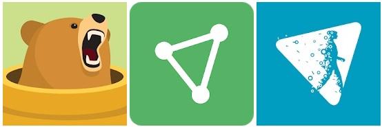 Gratis VPN-diensten
