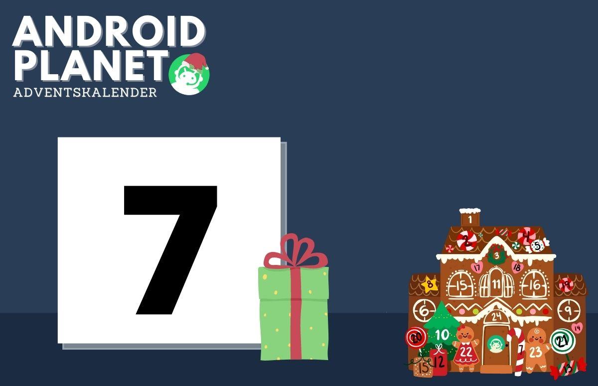 Android Planet-adventskalender (7 december): kans op MediaMarkt-waardebon