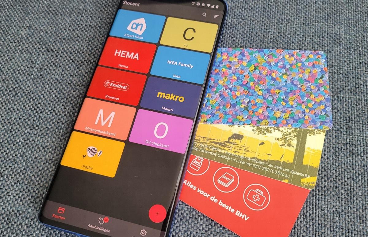 Weg met die fysieke pasjes: 4 handige klantenkaart-apps op een rij