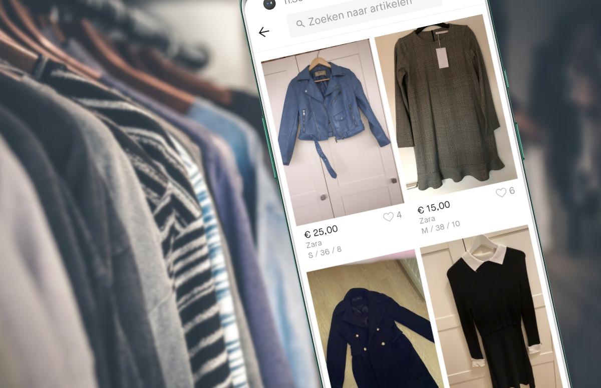 3 apps om tweedehands kleding te verkopen