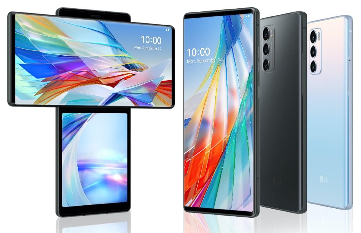 LG Wing met draaibaar scherm nu te koop in Nederland voor 999 euro