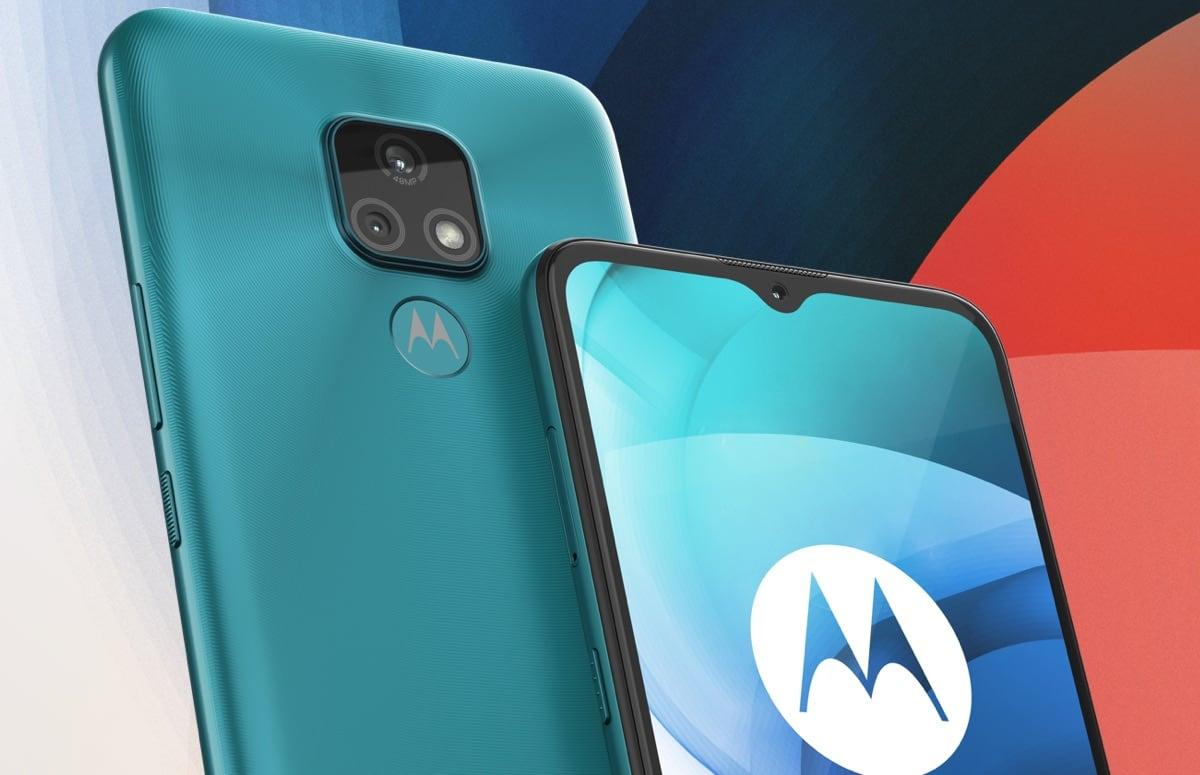 Motorola Moto E7 onthuld: budgettelefoon kost slechts 119 euro