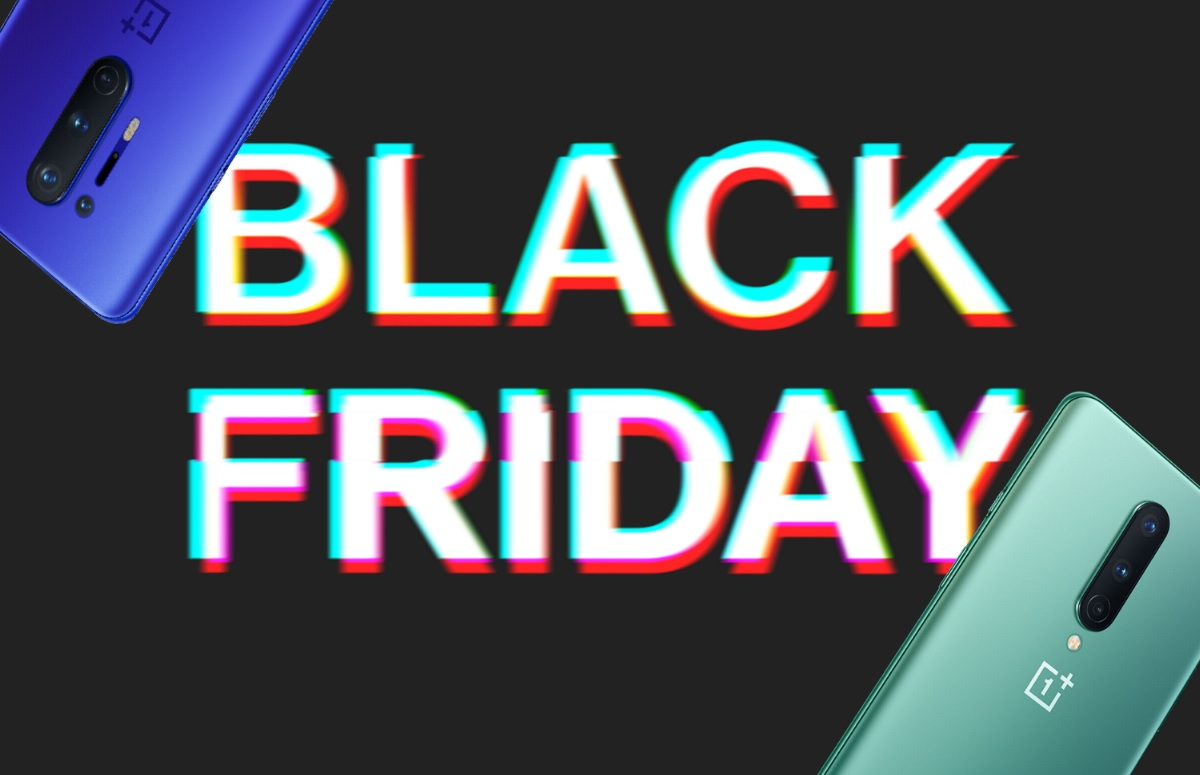 OnePlus en Black Friday-deals: tot 150 euro korting op OnePlus 8