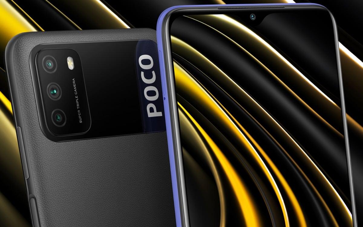 Poco M3 officieel: budgetsmartphone van 149 euro met enorme accu