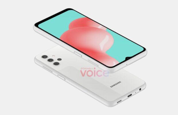Renders Samsung Galaxy A32 5G