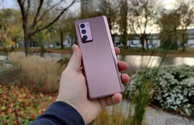 Samsung Galaxy Z Fold 2