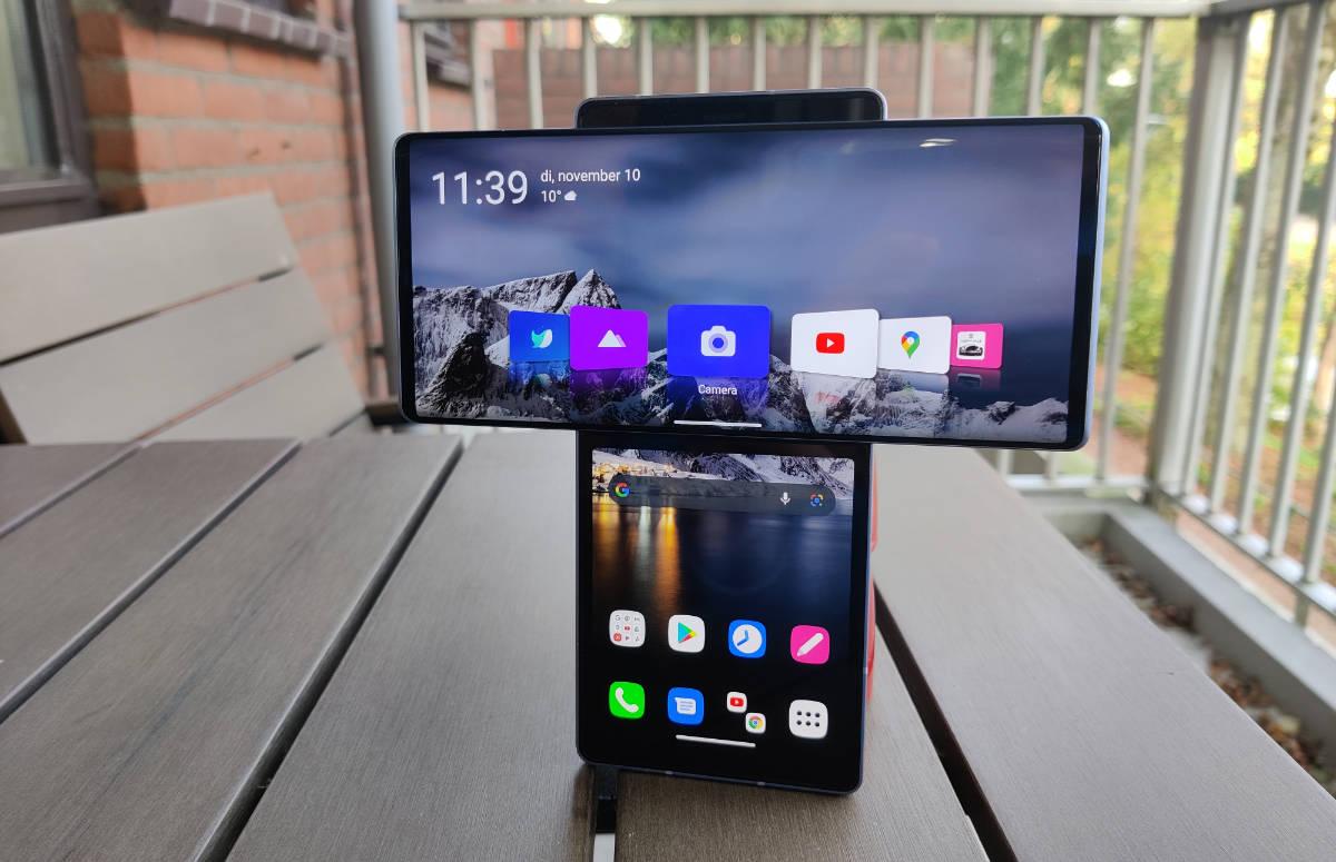 LG besluit dit jaar of het stopt op de smartphonemarkt