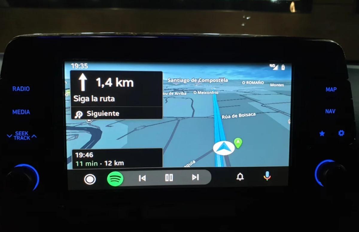 Navigatie-app Sygic officieel ondersteund door Android Auto