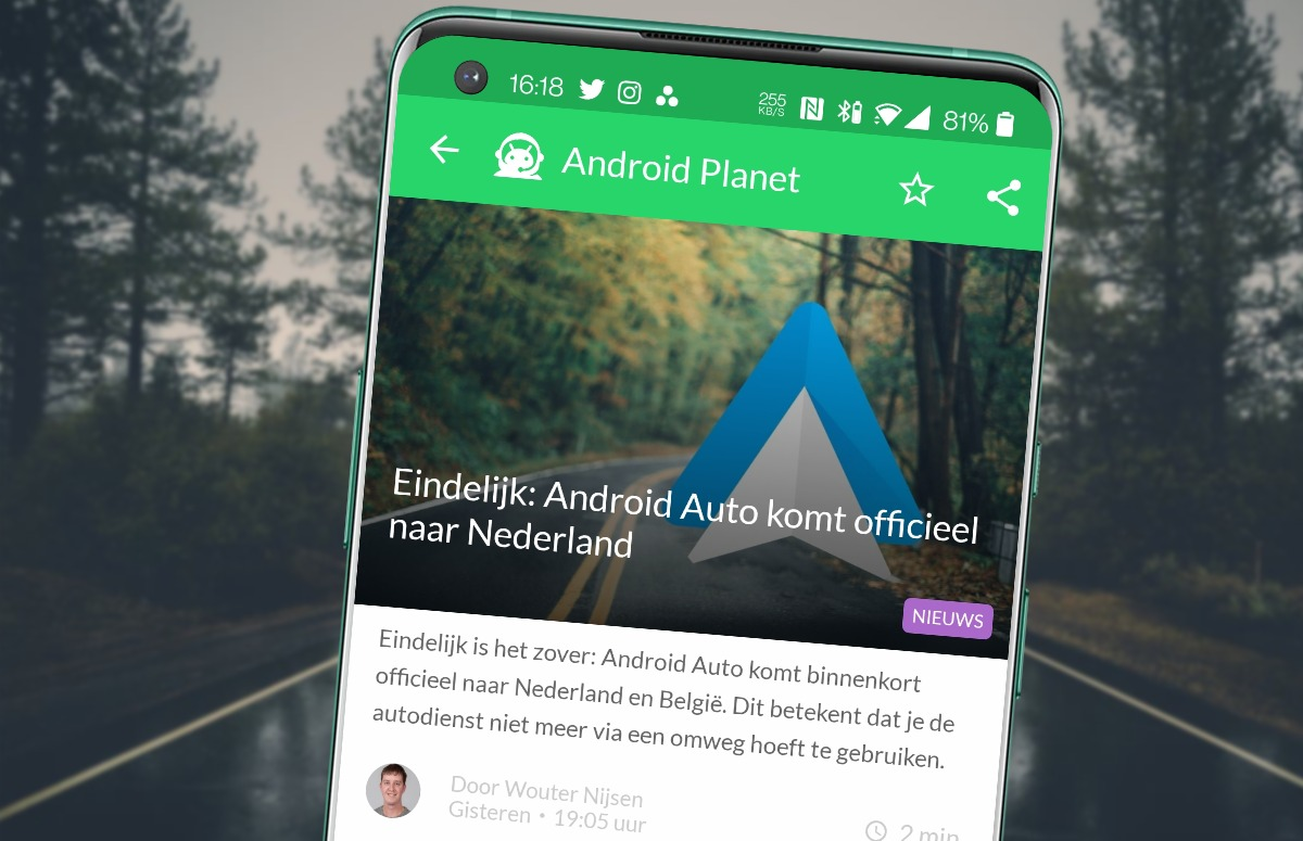 Android-nieuws #49: Android Auto in Nederland, Android 11-updates en Spotify Wrapped