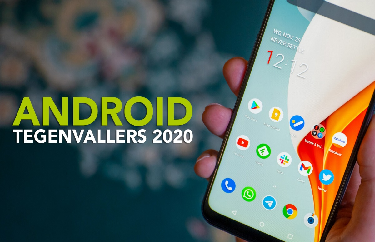 Video: 6 Android-tegenvallers van 2020