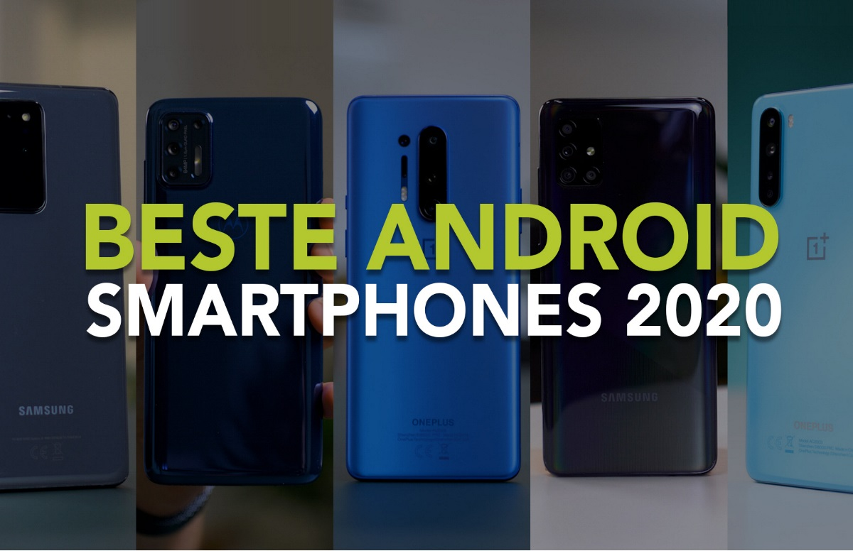 Video: de 5 beste Android-smartphones van 2020 volgens Android Planet