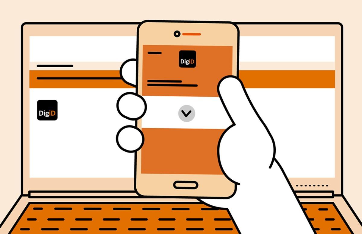 Gids: Zo werkt de DigiD-app op je smartphone