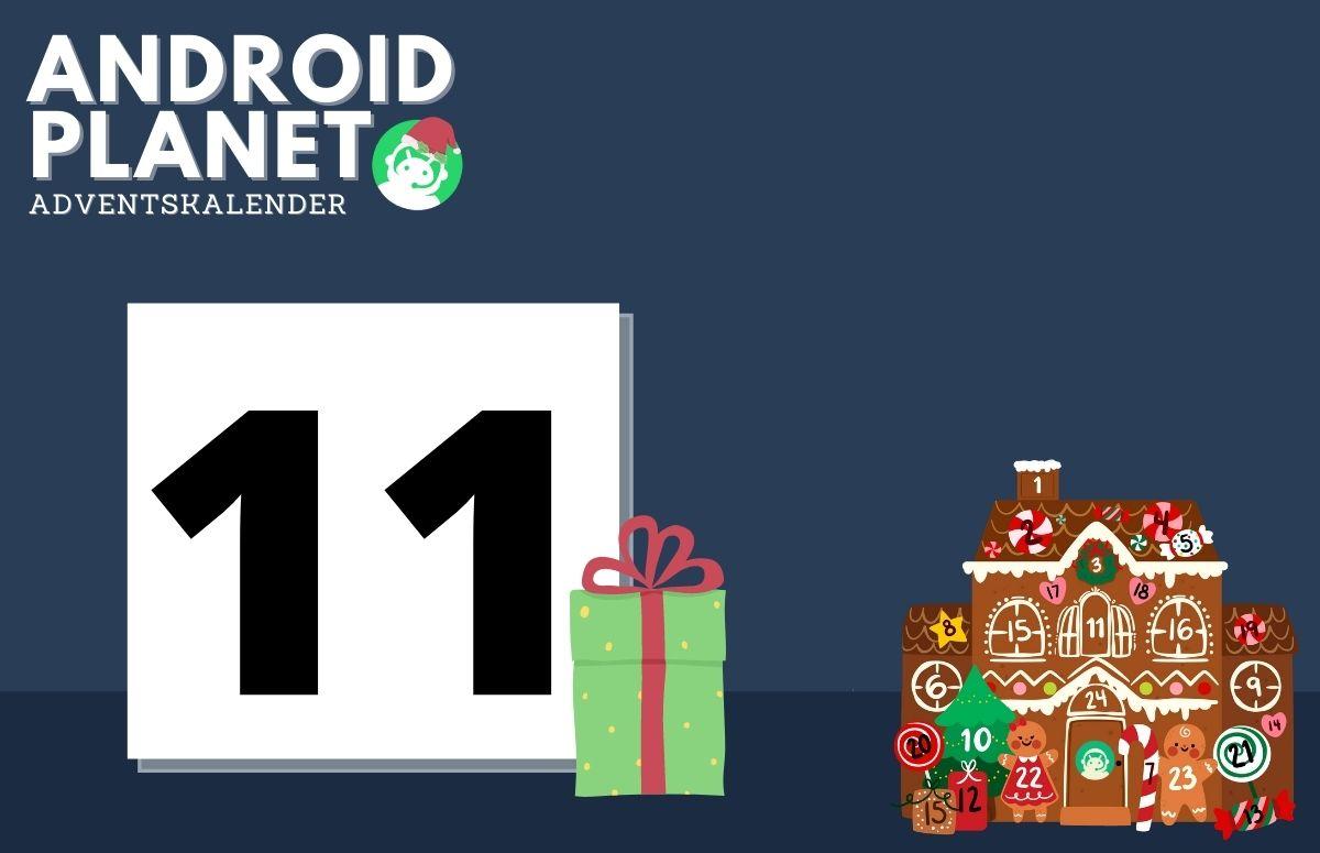 Android Planet-adventskalender (11 december): win de Cat S52!