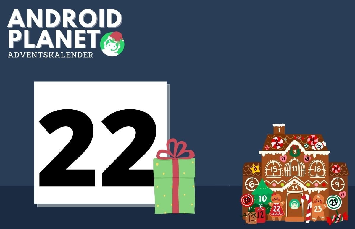 Android Planet-adventskalender (22 december): zelfreinigende oordopjes van LG