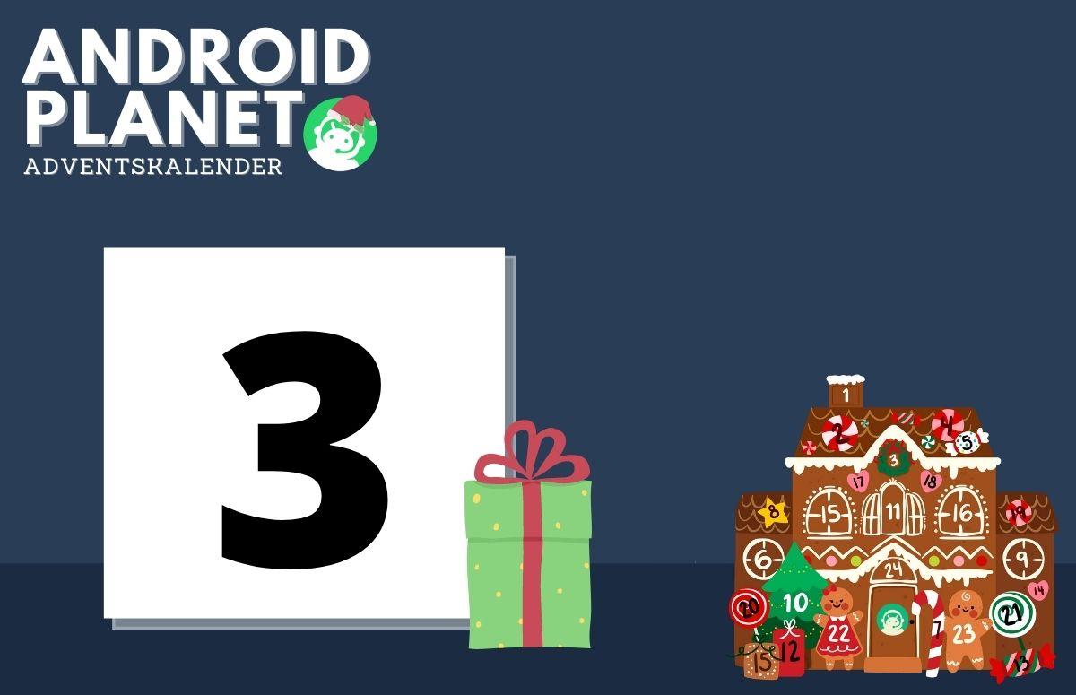 Android Planet-adventskalender (3 december): win een Realme-pakket!
