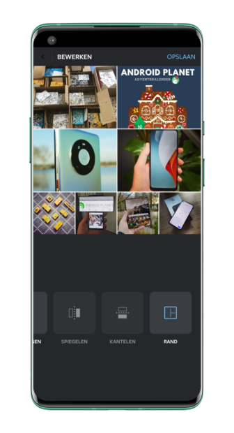 Layout by Instagram