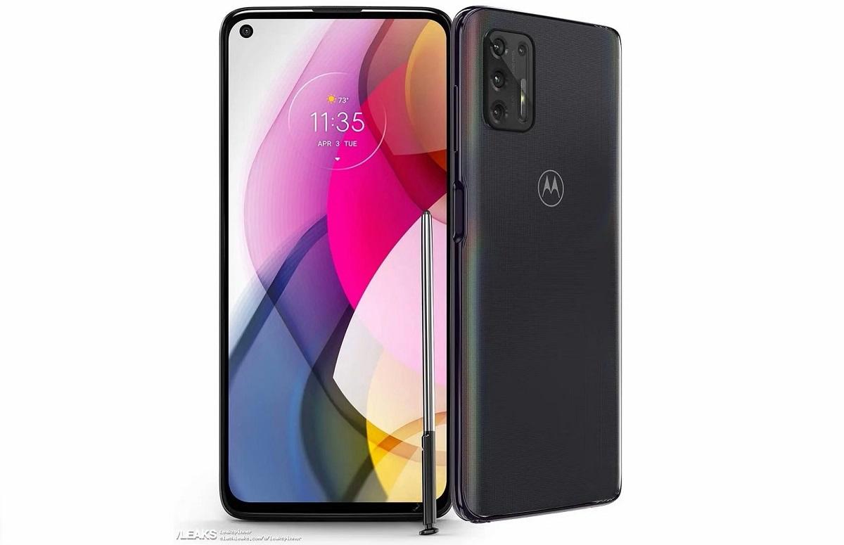 Gerucht: dit is de Motorola Moto G Stylus 2021