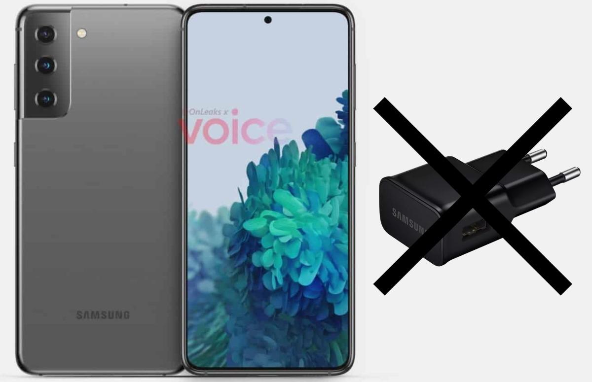 'Samsung volgt voorbeeld van Apple en levert Galaxy S21-telefoons zonder oplader'